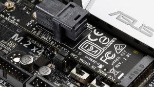 Tüm ASUS X99 ve Z97 sahipleri için esnek ve kolay NVM Express desteği