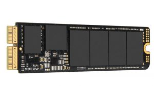 Transcend'den Mac Sistemler için PCIe SSD Katı Hal Sürücüler