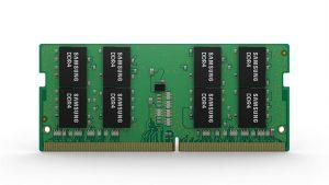 Samsung 32GB DDR4 SODIMM Ürünlerini Duyurdu