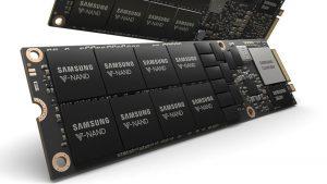 Samsung Veri Merkezleri için Tasarlanmış NF1 Biçim Faktörüne Sahip 8TB SSD Sürücüleri Duyurdu